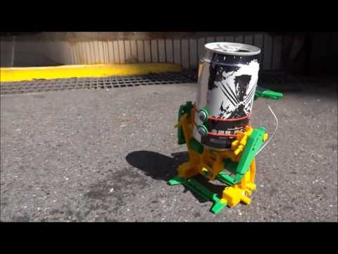 6 in 1 Educational Solar Robotic Recycle Kits