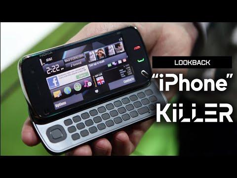 #lookback Nokia N97 -