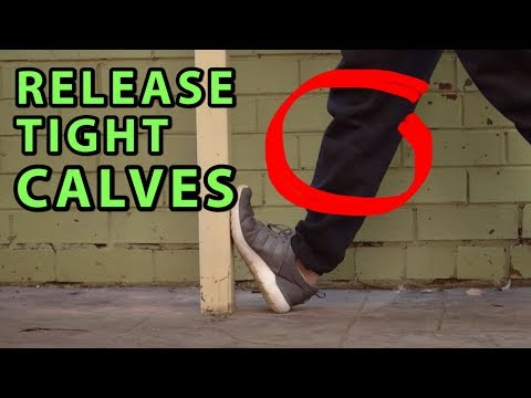Fix Tight Calves | Knee Pain & Lower Back Pain