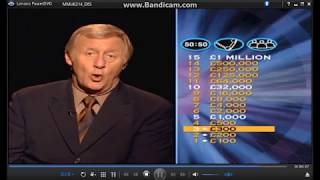 Who Wants To Be A Millionaire 2nd Edition DVD Gameplay (1)