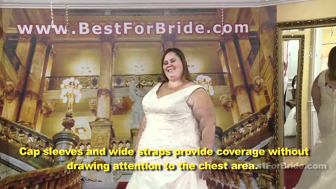 Plus Size Wedding Dresses - YouTube