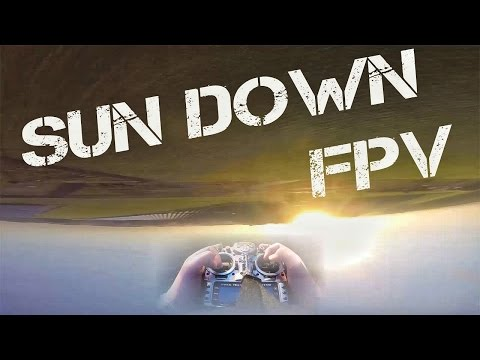 SUNS GOING DOWN   STICK CAM FREESTYLE