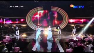 Download lagu WALI BAND Feat ZASKIA & SITI BADRIAH Live At Konser Wali Dijamin Rasanya (10-06-2014)