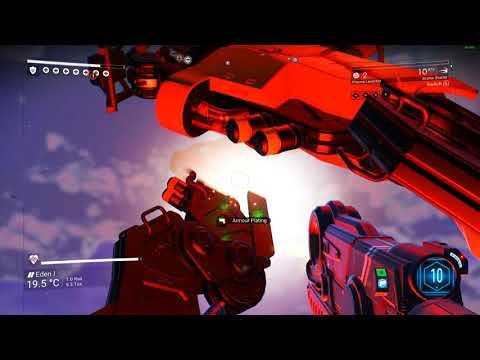 No Man's Sky - Last Armourer Mission  