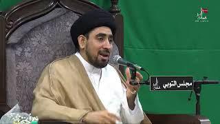 السيد حسن الخباز - المقصود من وصف مدينة قم المقدسة بـ\