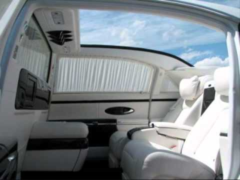 maybach 62s landaulet - youtube