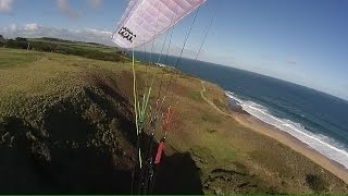 160803 Speedwing Paragliding Potters Rd San Remo Victoria Australia