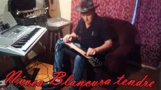 NIVEA BLANCURA TENDRÉ Instrumental con guitarra hawaiana (lap steel guitar)