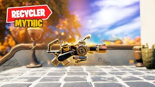 NEW Spire Assassin Mythic Recylcer & Off-Road Tires Vehicle Mod - Fortnite Chapter 2 Season 6