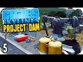 Cities Skylines: Project Dam - Oil Industries! #5