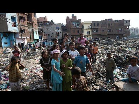Am Beispiel eines Slums in Indien: 3 Business-Wege für Jedermann wie man aus der Armut kommen könnte