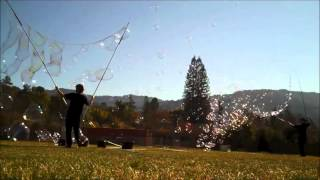 Bubble Master Bubble Show