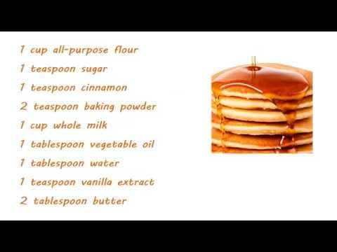 How to make pancakes from scratch without baking powder and eggs how to perfect the pancake 1 cup flour 2 tbsp sugar baking ccuart Choice Image
