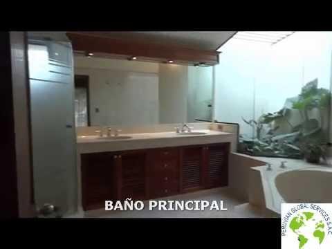 Espectacular casa con piscina en urb rinconada del lago - Casas con piscina ...