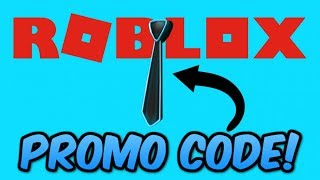 *NEW* NEON BLUE TIE BLACK FRIDAY PROMO CODE! (Roblox)