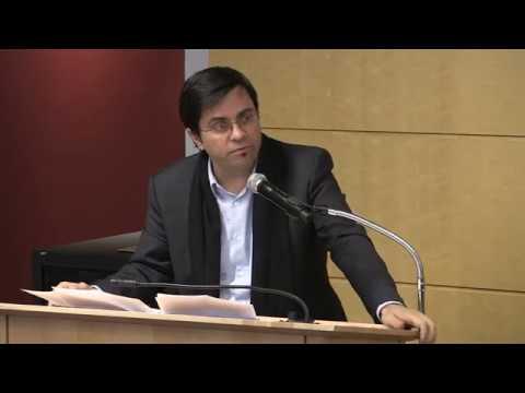 Barcelona Deputy Mayor Gerardo Pisarello on Sanctuary Cities