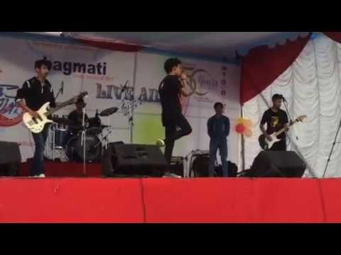 Simana - The Axe Band cover (ANUKRAMAD) bagmati river festival 2017