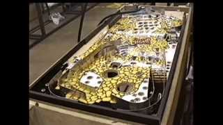 #46 Rare TOUR of Pinball Factory ALVIN G & Company! See Mystery Castle being built! TNT Amusements