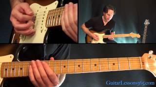 War Pigs Guitar Lesson - Black Sabbath - First Solo