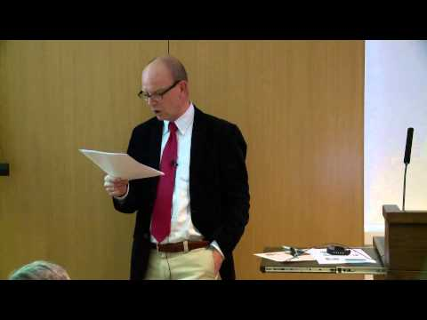 """Jan Willem Drijvers: """"The Christianization of Jerusalem in the Fourth Century"""""""