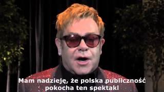 Z pozdrowieniami od Eltona Johna