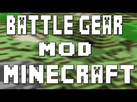 Minecraft Mods: Battle Gear/Dual Wielding And Shield (HD)