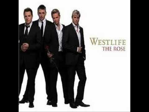 Westlife_The Rose...karaoke