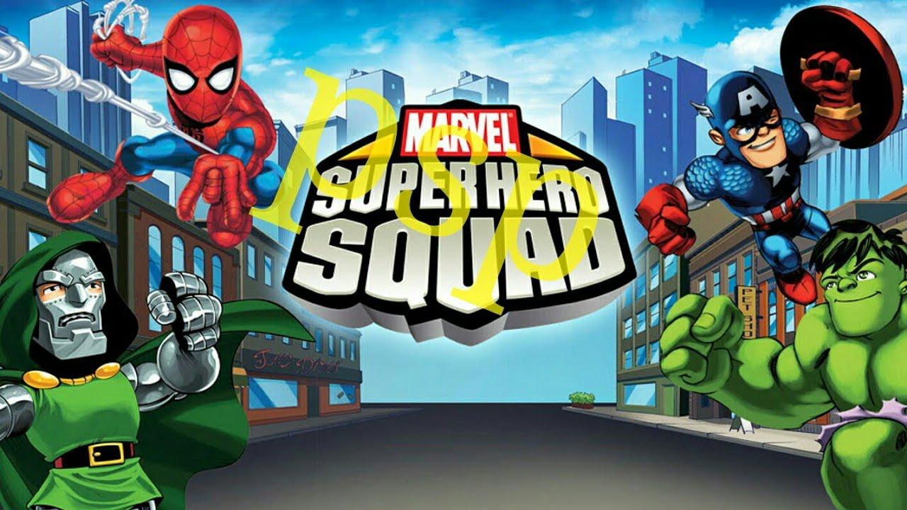 marvel super hero squad psp iso download