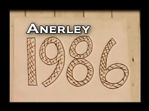 Anerley, Penge, London SE20 1986 BROMLEY HISTORY