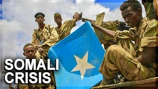 Origins of the Somali civil war