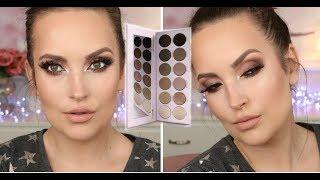 Chat makeup - ZIMNE smoky eyes z paletami PAESE