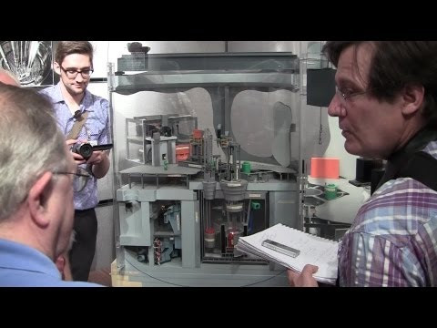 Thorium Advocate Nuclear Tour of Argonne National Laboratory