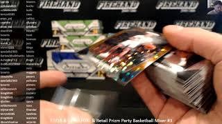 17/18 & 18/19 FOTL & Retail Prizm Party Basketball Mixer #3 ~ 12/18/18