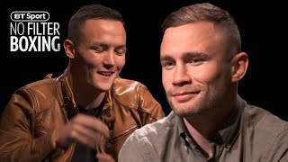 Josh Warrington v Carl Frampton full roundtable Face Off