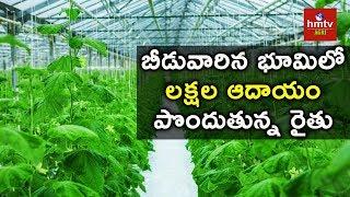 Horticulture Farming Through Drip Irrigation Farming | hmtv Agri