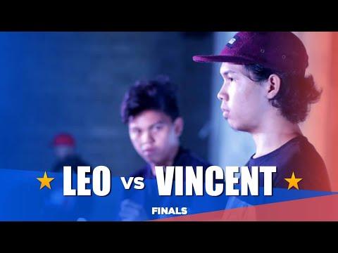 Philippine Beatbox Battle   LEO vs VINCENT   FINAL
