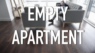 One of Hannah Renée Chats's most viewed videos: EMPTY APARTMENT TOUR