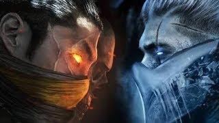 مشاهد من لعبة Mortal Kombat 11 على جهاز PS4
