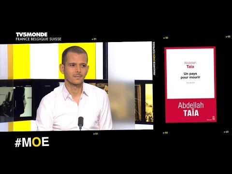 Abdellah Taïa dans Maghreb Orient Express :  Le monde post Charlie
