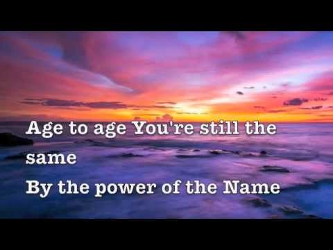 El Shaddai (lyrics)  by  Amy Grant