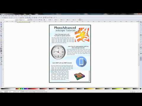 Text and Font - Inkscape 0.91 New Features