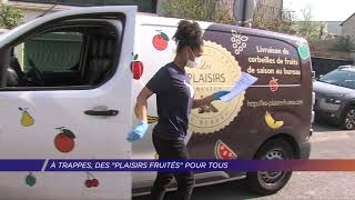 """Yvelines   À Trappes, des """"plaisirs fruités"""" pour tous"""