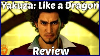 Review: Yakuza: Like a Dragon (Reviewed on PS4, also on Xbox One, Xbox S/X + Steam, Coming to PS5) (Video Game Video Review)