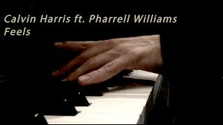 Calvin Harris ft. Pharrell Williams, Katy Perry, Big Sean - Feels - Piano Cover