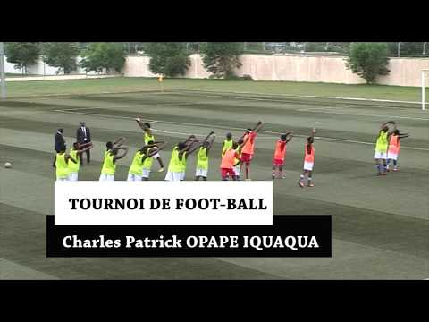 Tournoi de Football Opape Ikouakoua