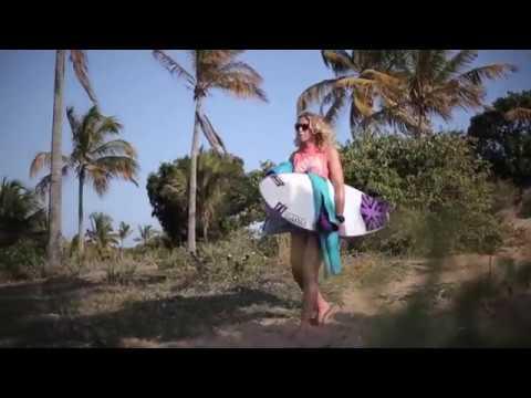 Jalou kitesurfing Mozambique