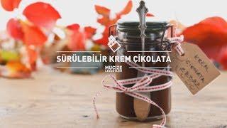Sürülebilir Krem Çikolata Tarifi #mucizelezzetler