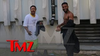 Orlando Brown Swaps Inmate Clothes for a Suit After Released from Jail | TMZ