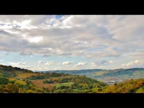Il paesaggio di Majolati e Gaspare Spontini  Claudio