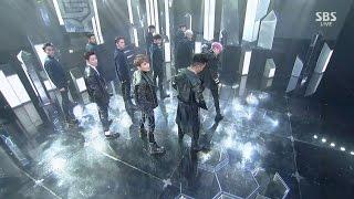 SECHSKIES - '기사도(CHIVALRY)' + '연정(HEARTBREAK)' 1204 SBS Inkigayo